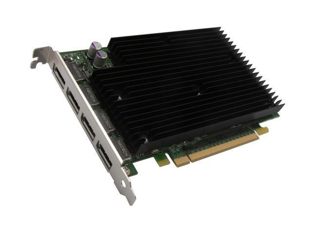 PCIe nVidia Quadro NVS 450 512MB DDR3