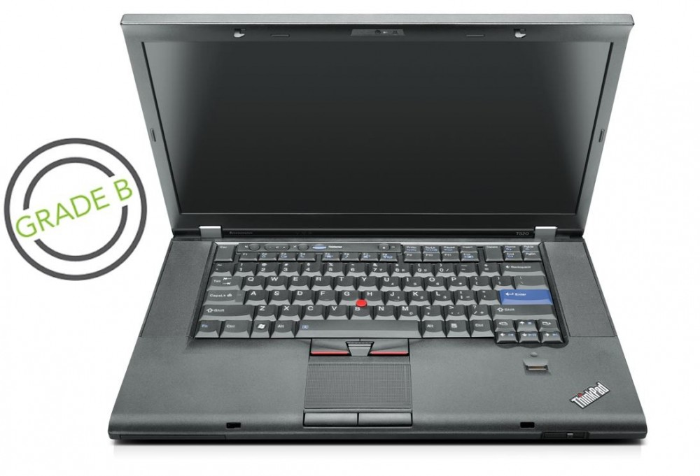 Notebook Lenovo ThinkPad T520 - stav B