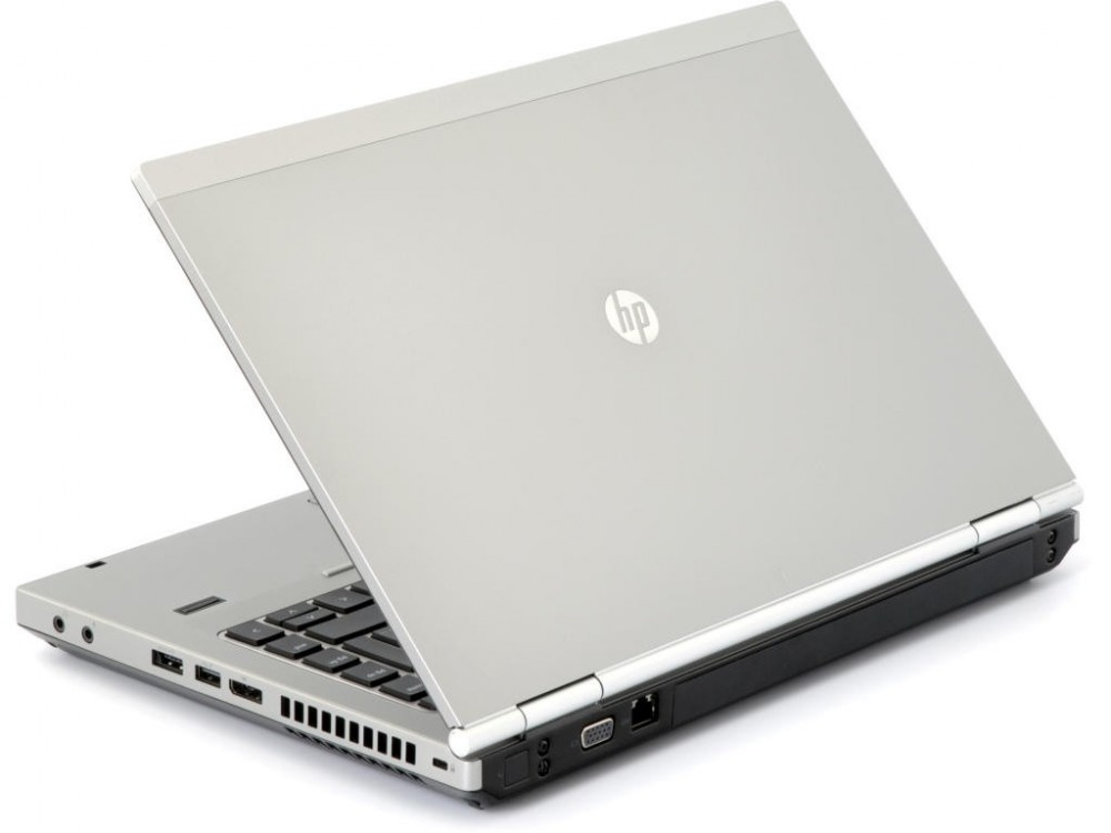 Test notebooku HP EliteBook 8470p