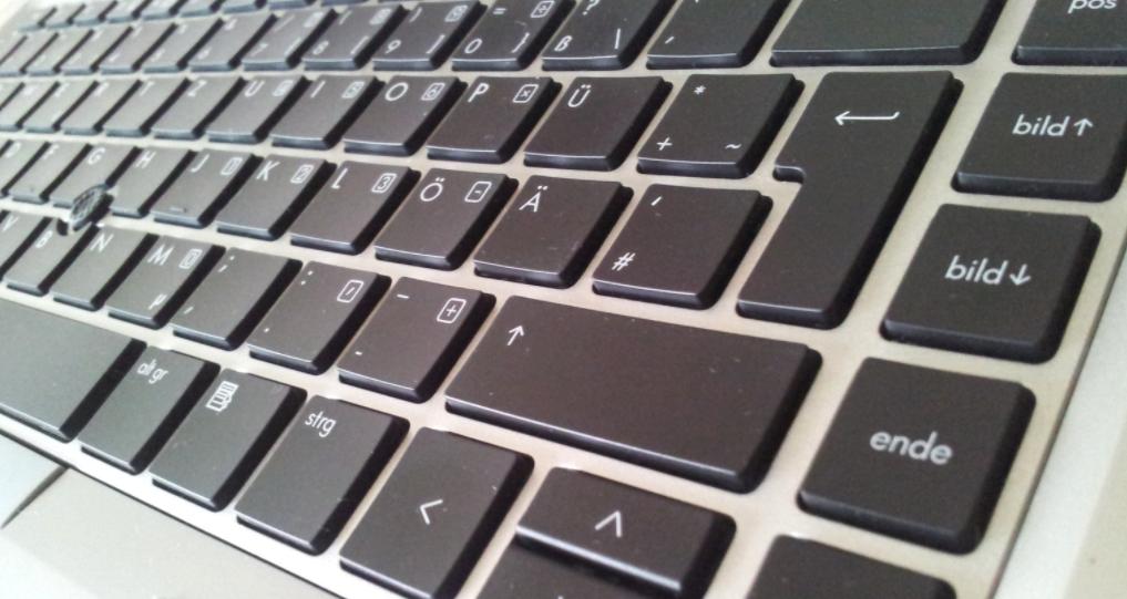 Klávesnice notebooku HP EliteBook 8470p