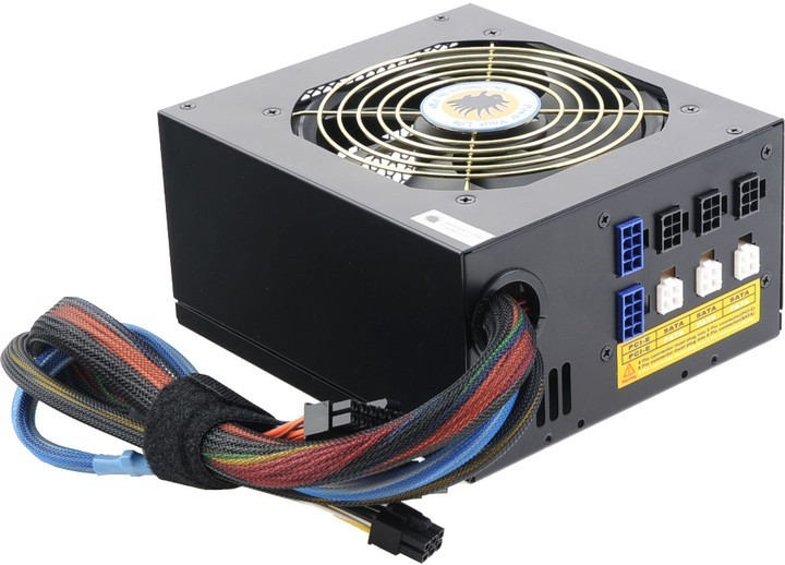 ATX Zdroj 650W Fortron Black Power
