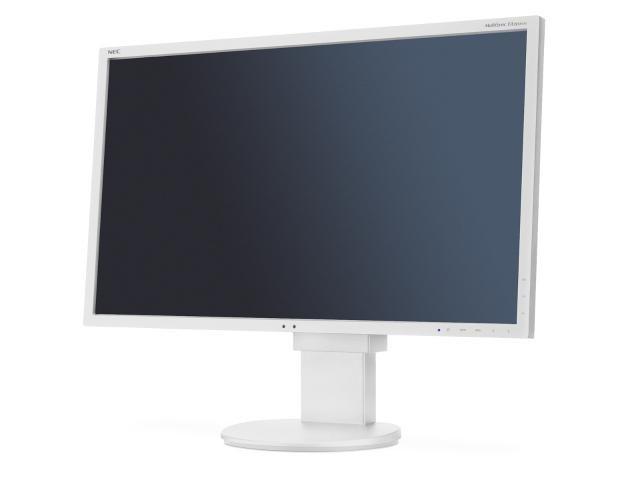 "22"" LCD monitor NEC EA223WM white"