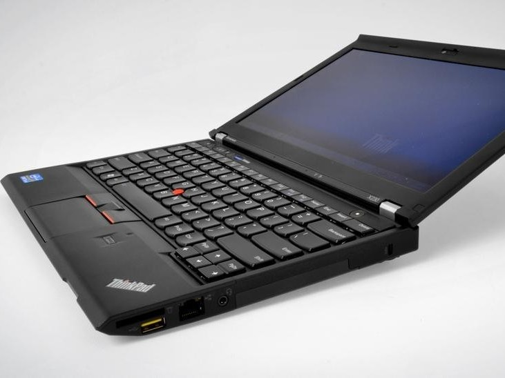 Test notebooku Lenovo ThinkPad X230