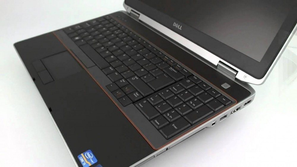 Notebook Dell Latitude E6520 č.3