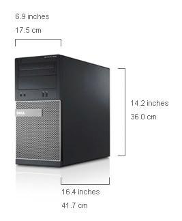 Počítač Dell Optiplex 3010 MT č.3