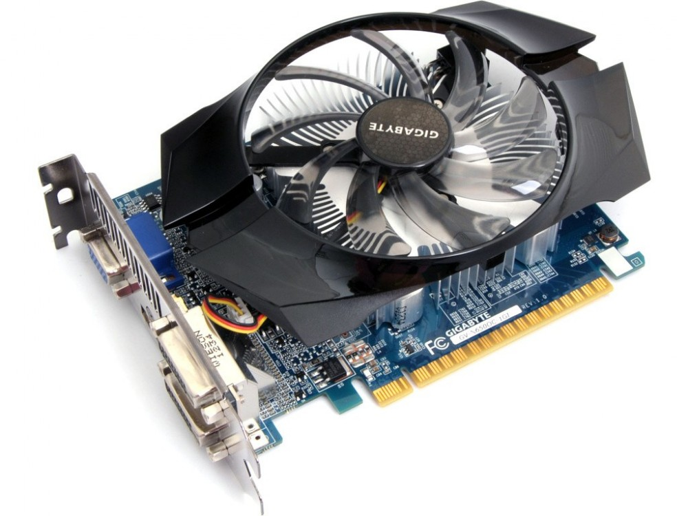 nVidia GeForce GTX 650 1GB Gigabyte