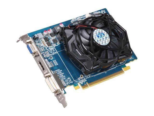 PCIe ATI Radeon HD5670 512MB Sapphire č.1