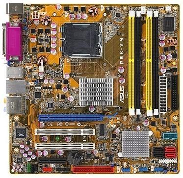 Asus P5K-VM + Intel E2180 č.1
