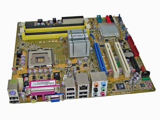 Asus P5K-VM + Intel E2180 č.2