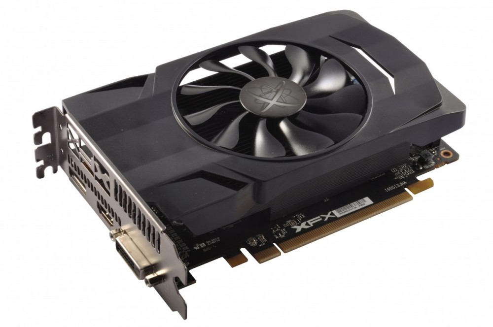 AMD Radeon RX 460 2GB XFX