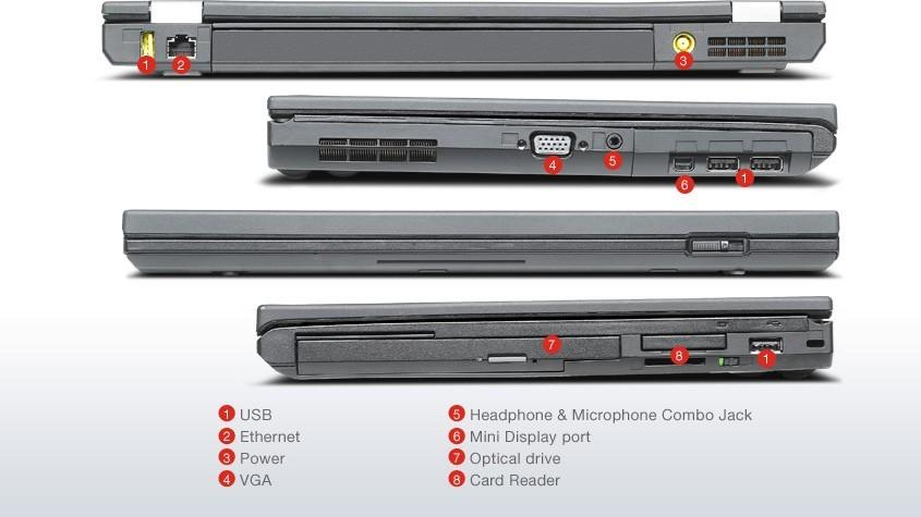 Notebook Lenovo ThinkPad T430 č.7