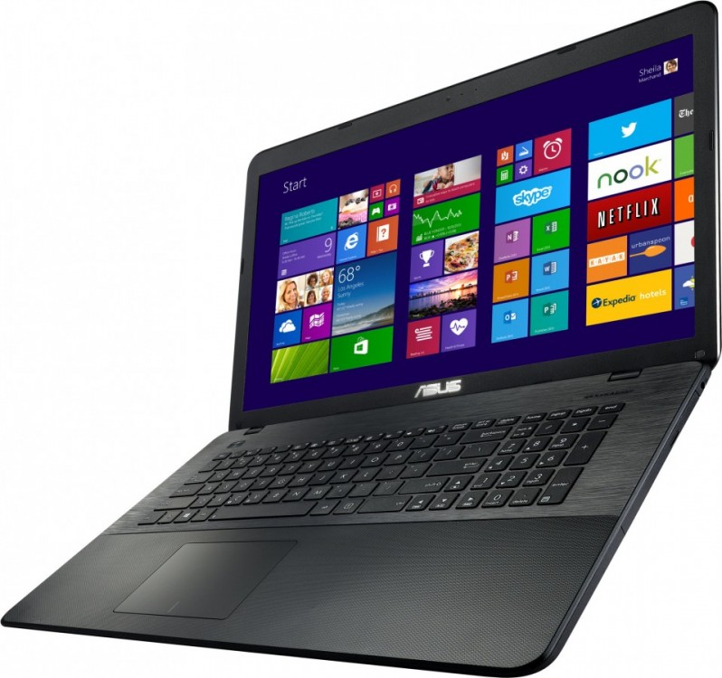 Notebook Asus X751L