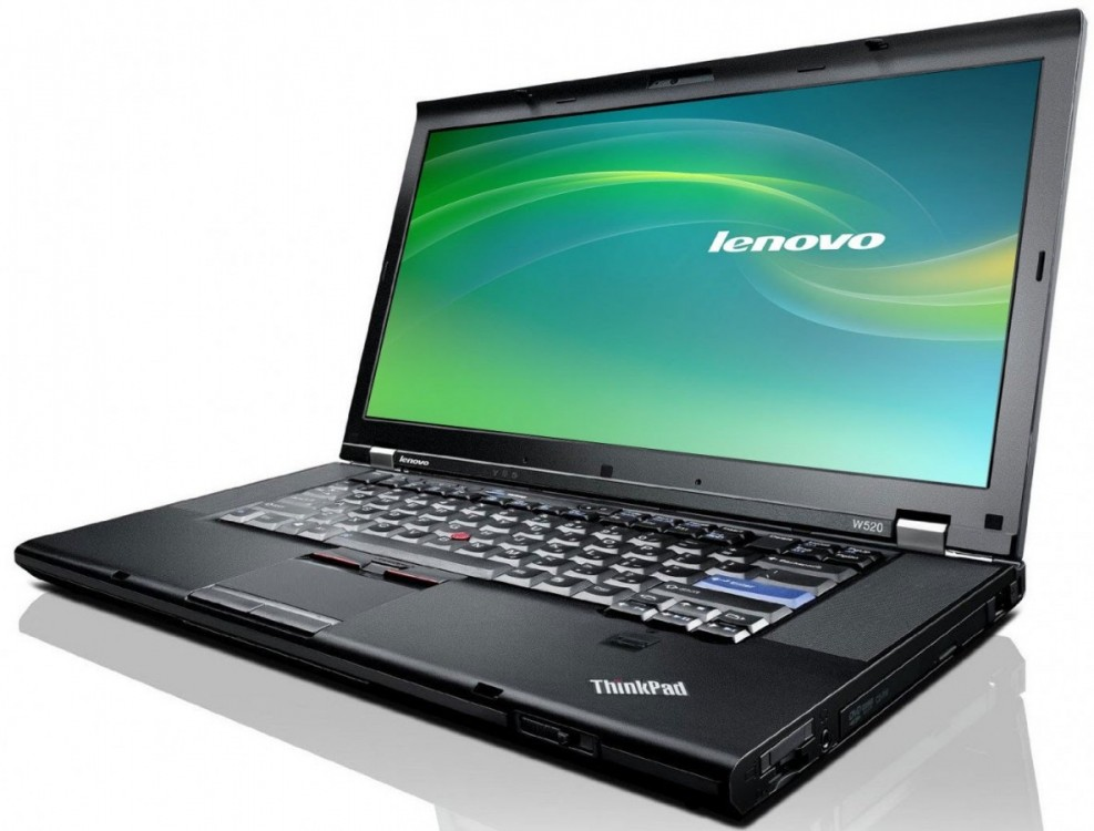 Notebook Lenovo ThinkPad W520