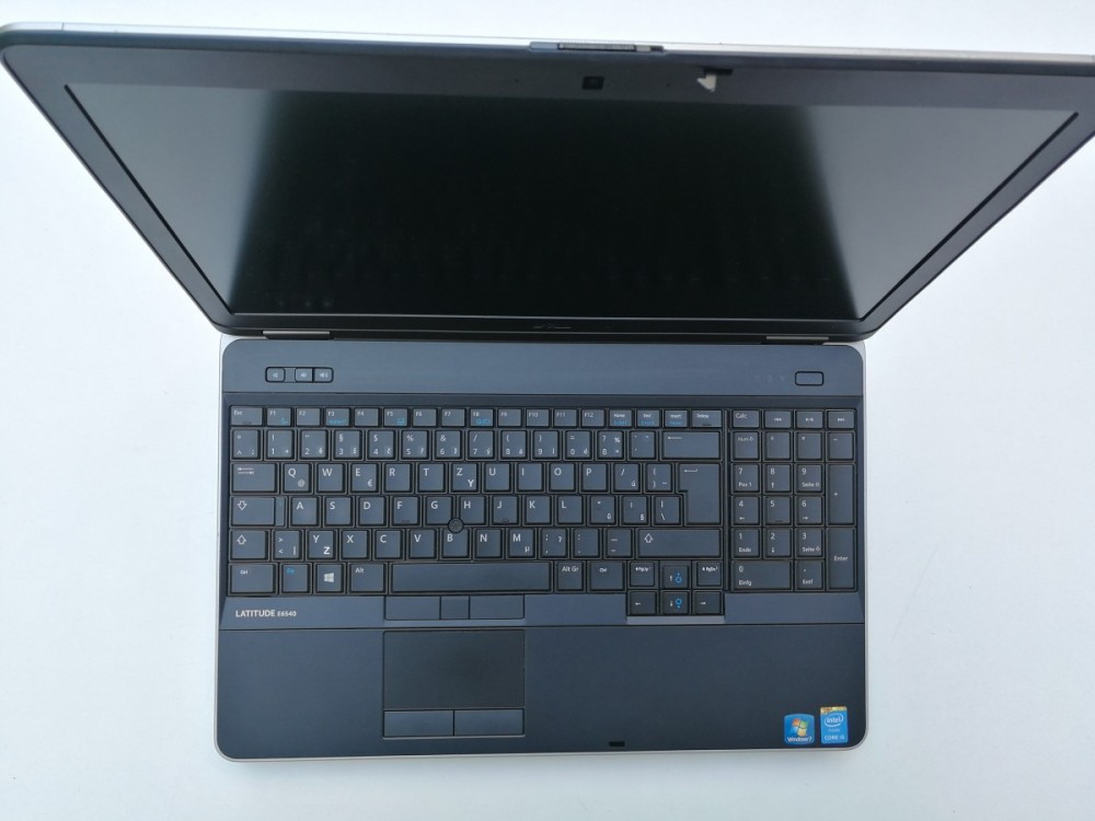 Notebook Dell Latitude E6540 IPS č.2