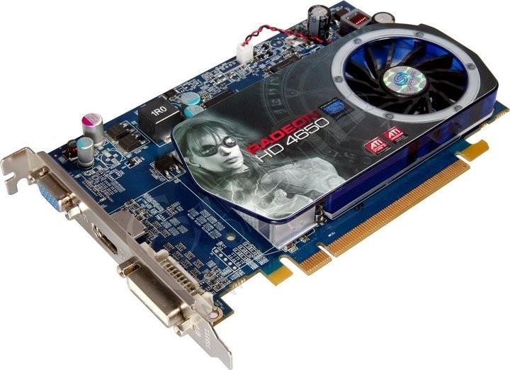 ATI Radeon HD4650 512MB Sapphire č.1