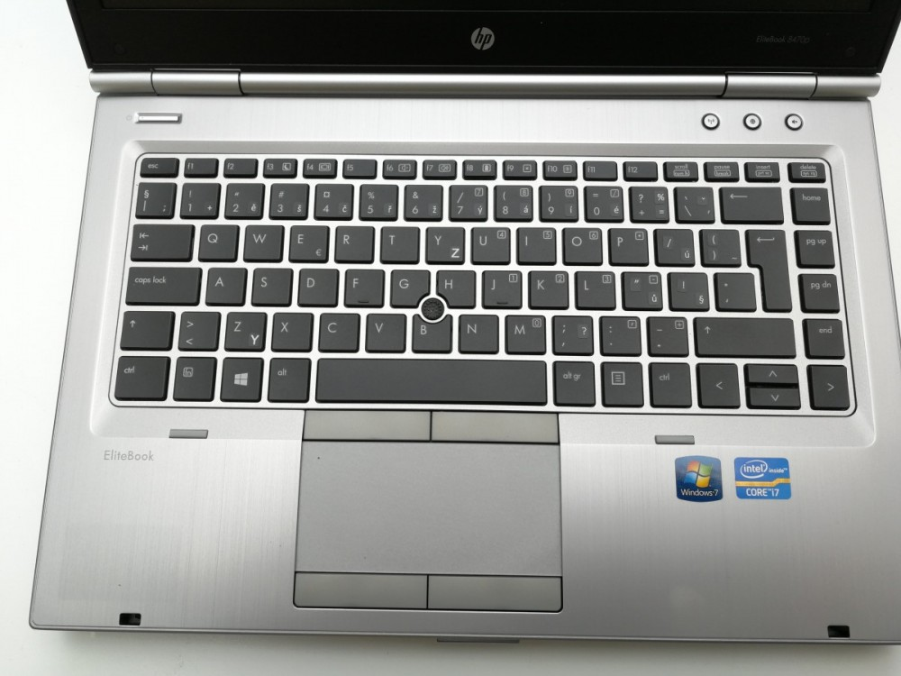 Notebook HP EliteBook 8470p + DOCK č.3