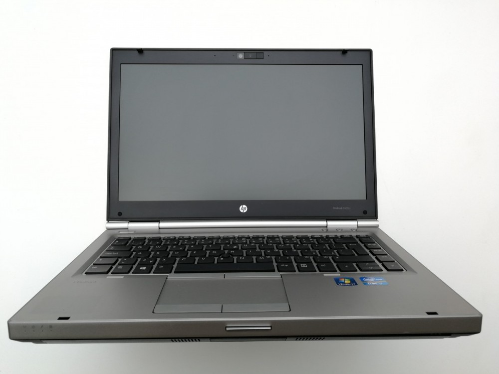 Notebook HP EliteBook 8470p + DOCK č.2