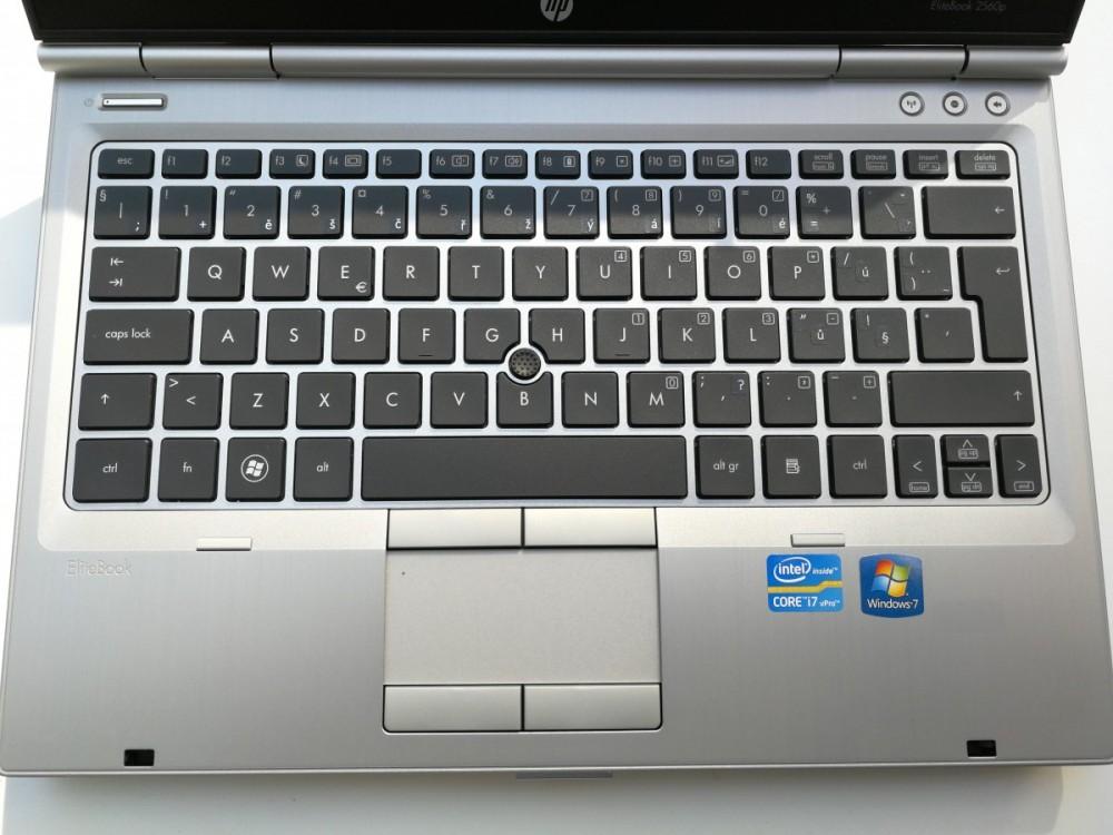 Notebook HP EliteBook 2560p č.6