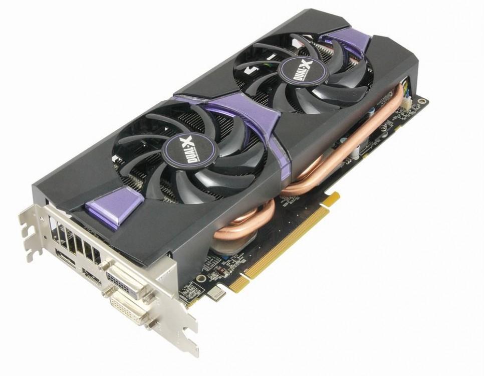 AMD Radeon R9-285 2GB Dual-X OC