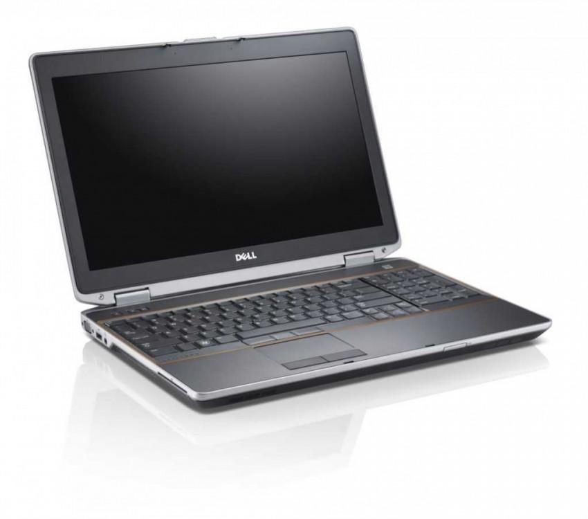 Notebook Dell Latitude E6520 č.1
