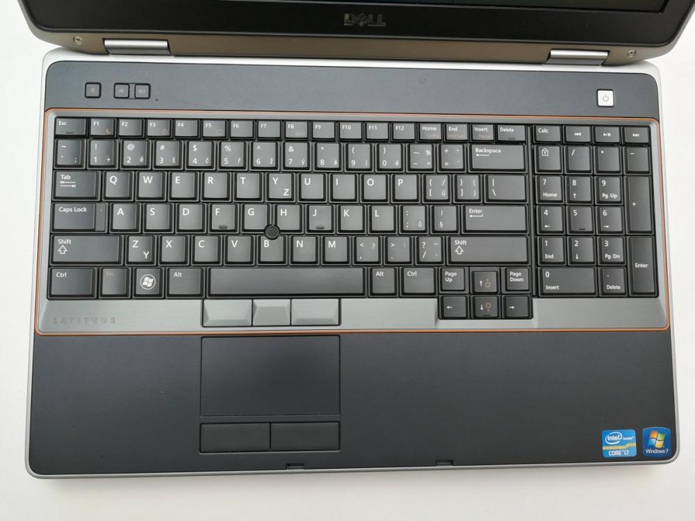 Notebook Dell Latitude E6520 č.3