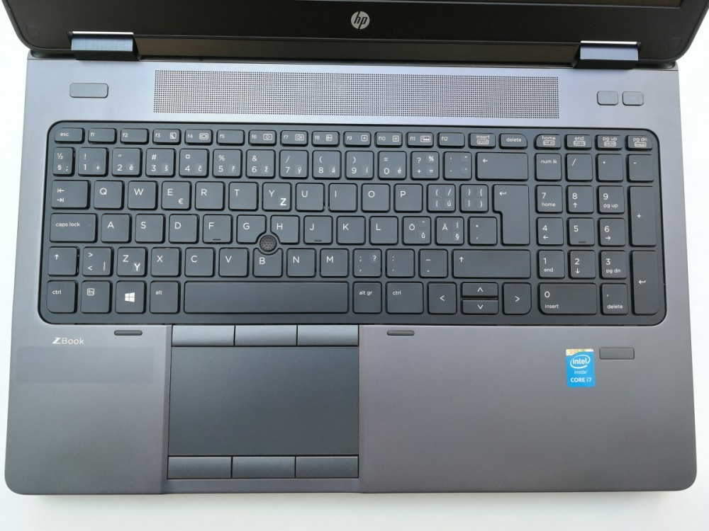 Notebook HP ZBook 15 G2 č.3