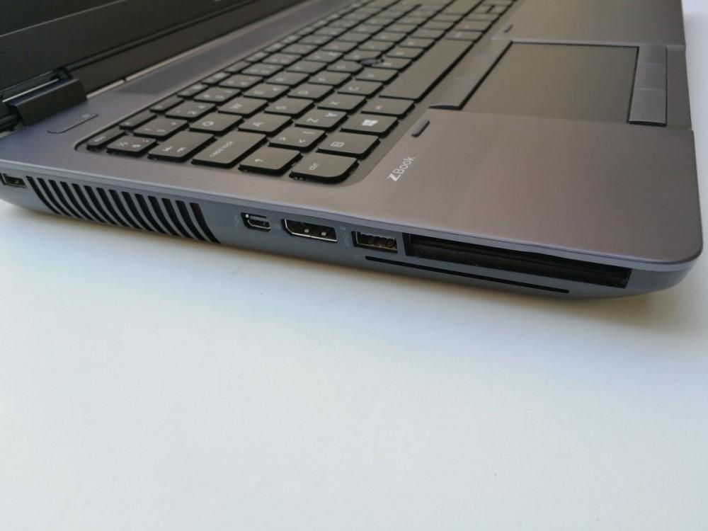 Notebook HP ZBook 15 G2 č.5