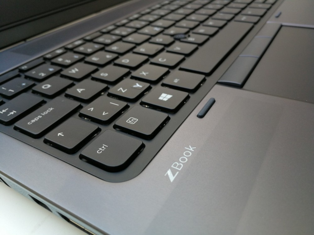 Notebook HP ZBook 15 G2 č.6