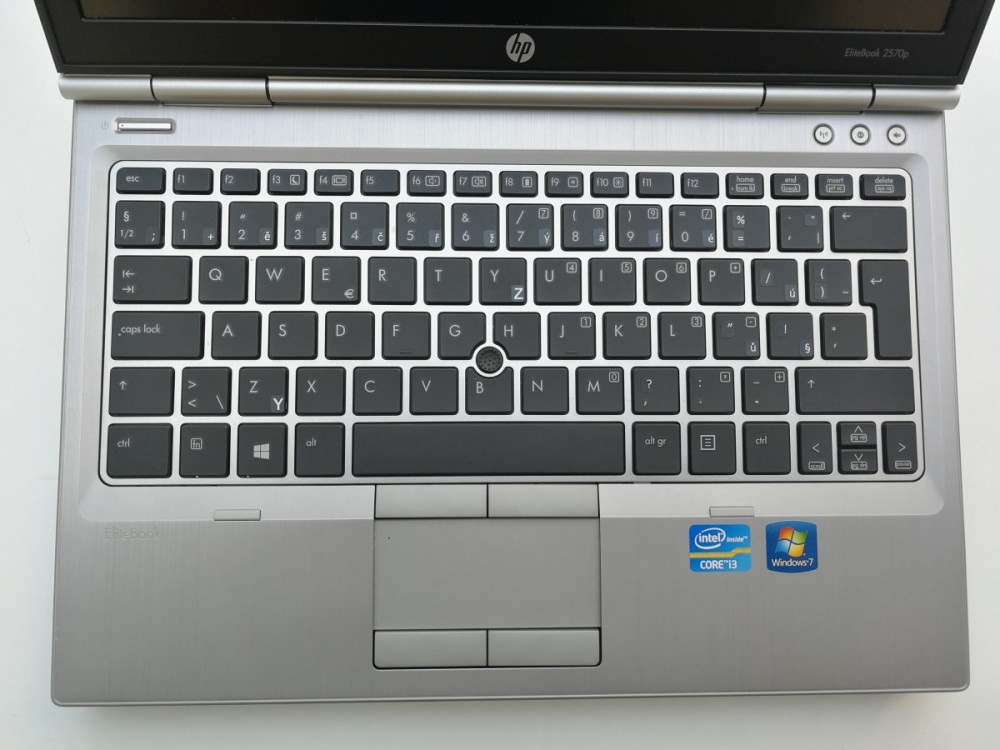 Notebook HP Elitebook 2570p č.3
