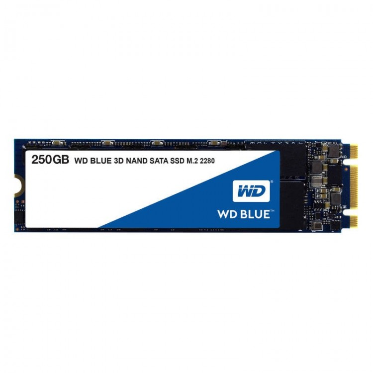 SSD disk M.2 250GB WD Blue 2280
