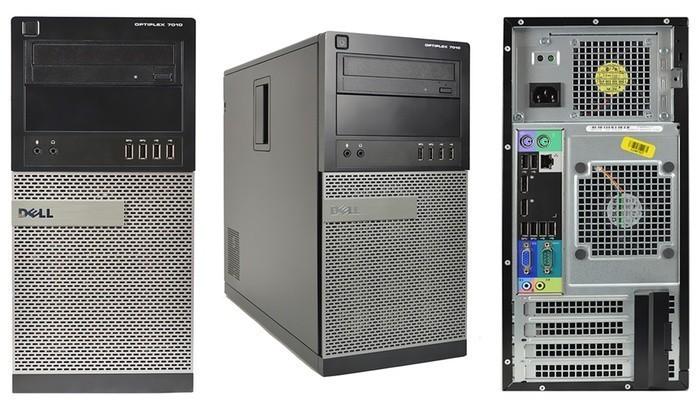 Herní PC Dell Optiplex 7010 + GTX1050Ti 4GB č.2
