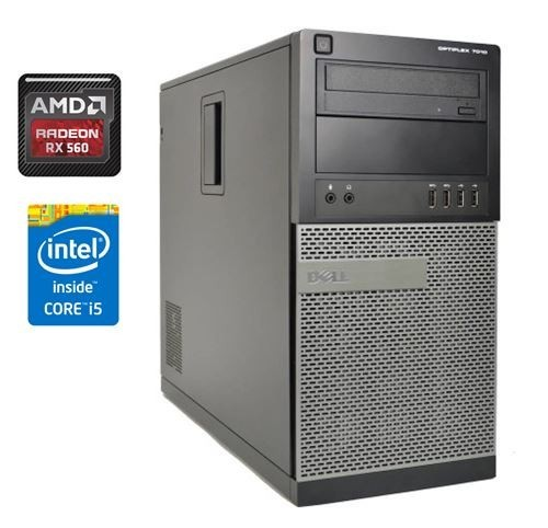 Herní PC Dell Optiplex s RX560 4GB