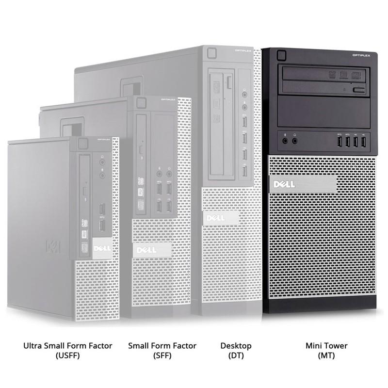 Herní PC Dell Optiplex s RX560 4GB | IT-Bazar Praha
