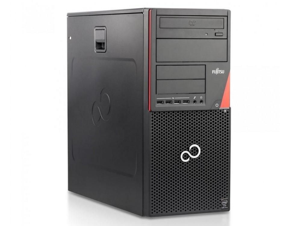 Herní PC Fujitsu P720 s AMD Radeon RX550