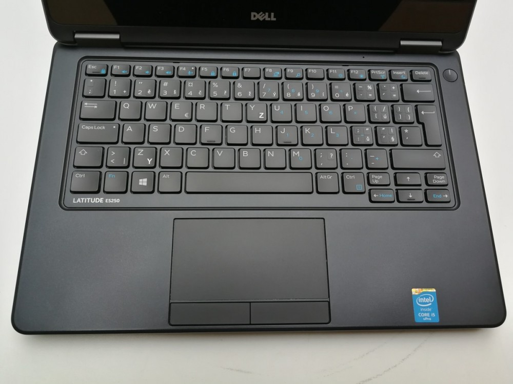 Notebook Dell Latitude E5250 Touch č.3