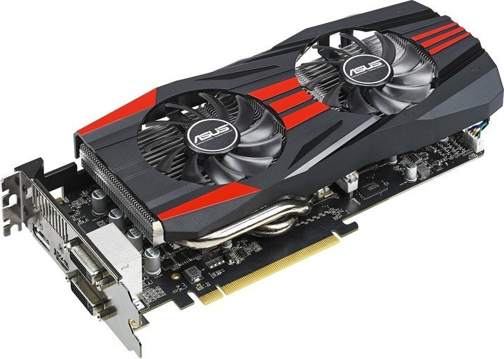 AMD Radeon R9 270X 4GB Asus