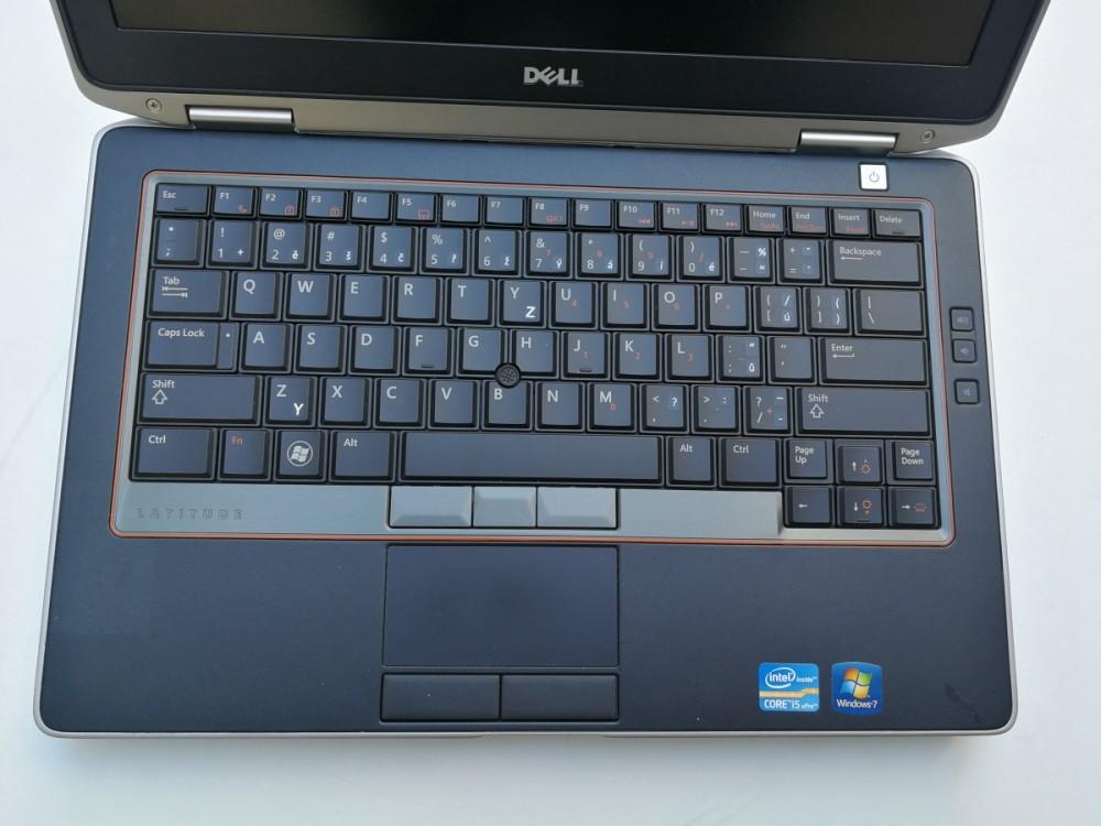 Notebook Dell Latitude E6320 č.3