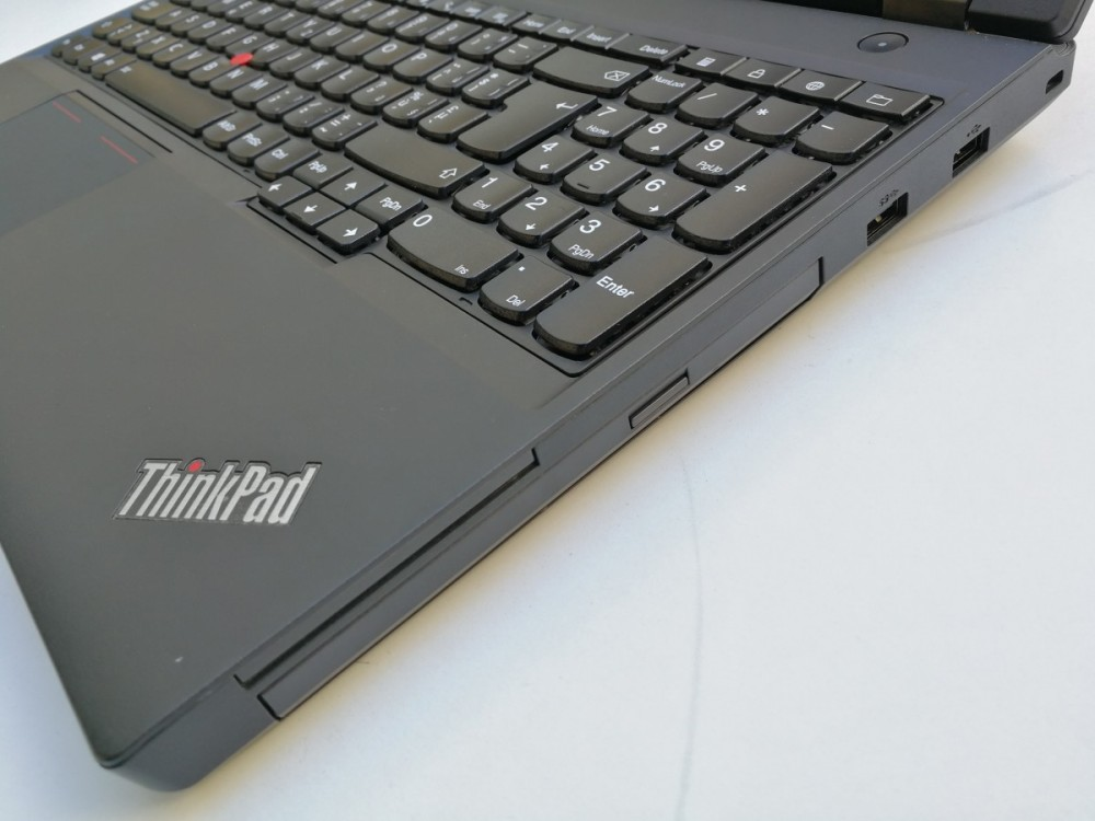 Notebook Lenovo ThinkPad W540 č.4