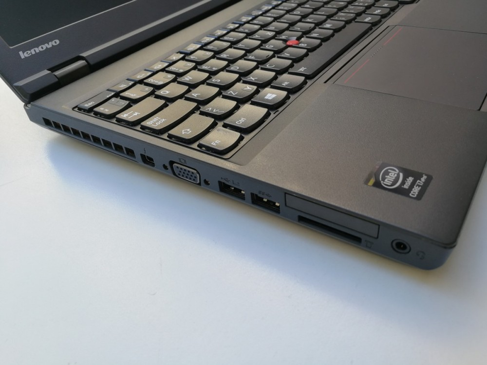 Notebook Lenovo ThinkPad W540 č.6