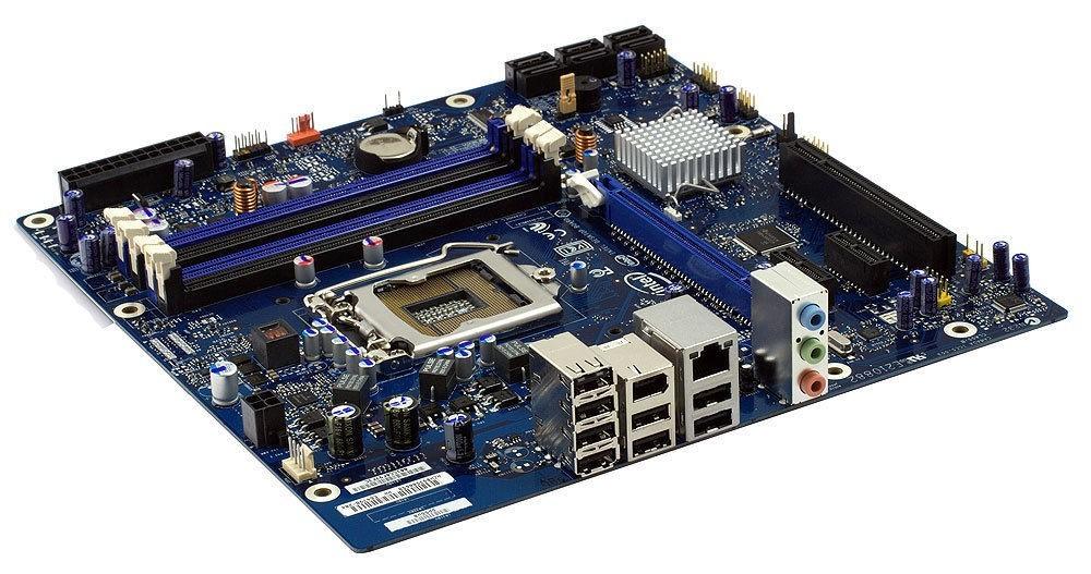 Intel DP55WB Whitesberg + CPU Core i7-860 č.1