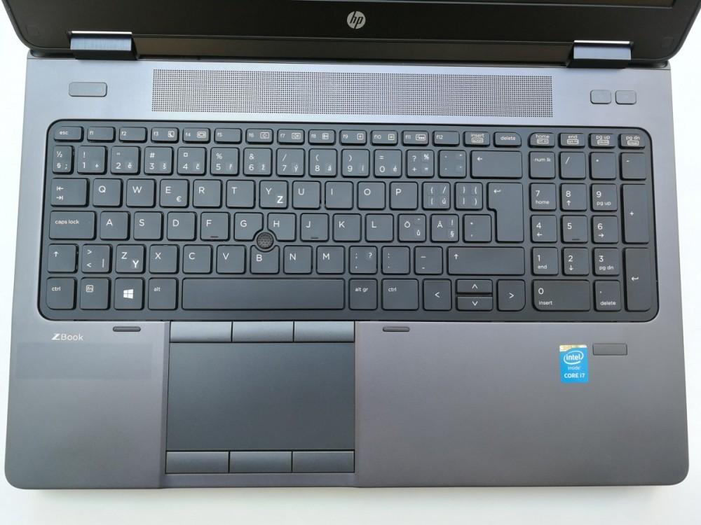 Notebook HP ZBook 15 G2 IPS č.3