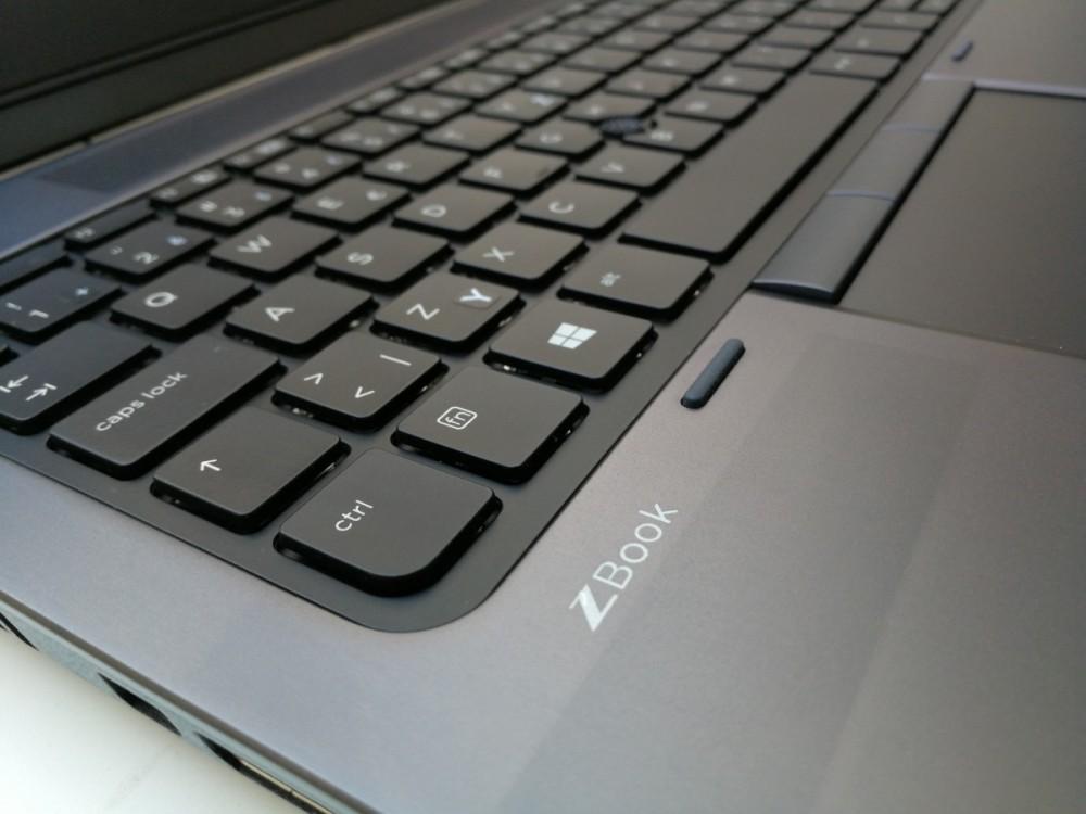 Notebook HP ZBook 15 G2 IPS č.6