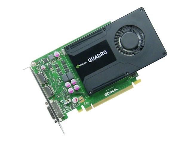 nVidia Quadro K2000 2GB