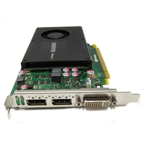 nVidia Quadro K2000 2GB č.2