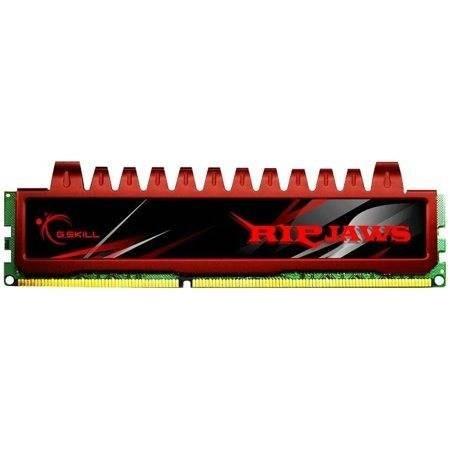 DDR 3 4GB 1333MHz G.Skill Ripjaws č.1