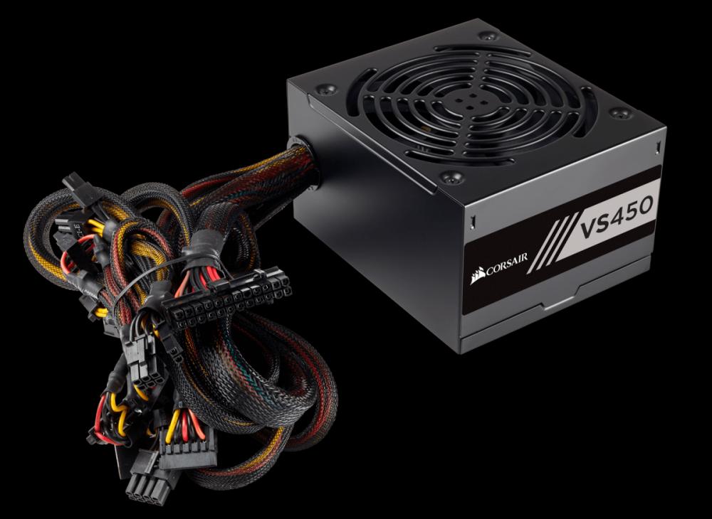 ATX zdroj Corsair 450W VS450 č.1