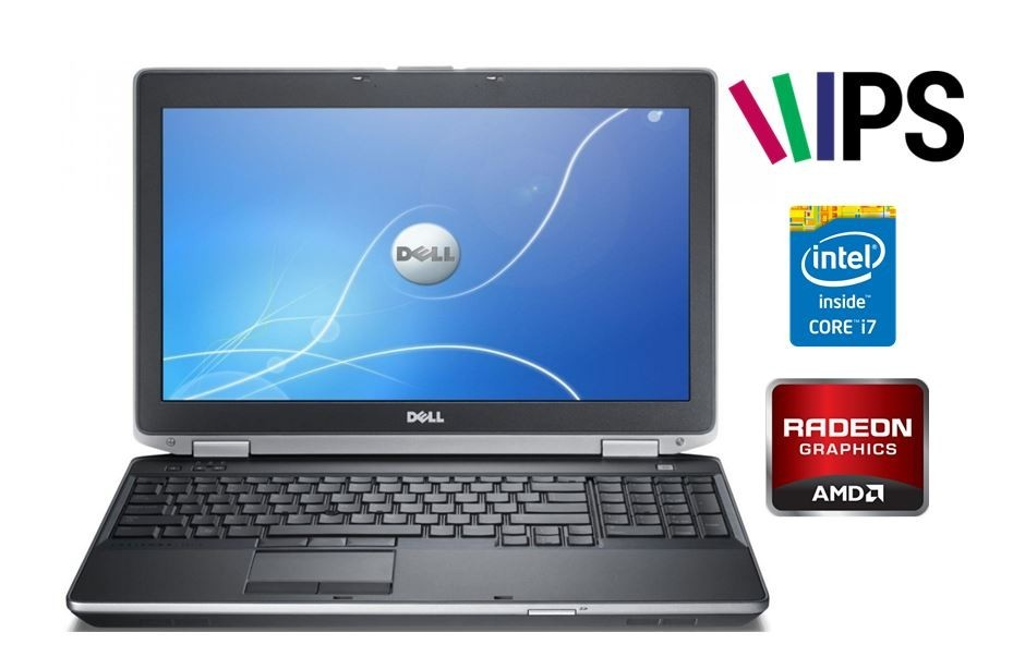 Notebook Dell Latitude E6540 IPS