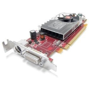 PCIe ATI Radeon HD3450 256MB DMS-59 Low