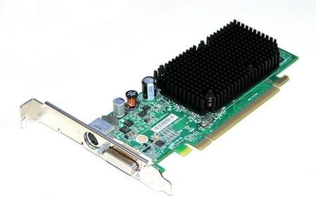 PCIe ATI Radeon X1300 256MB DMS-59